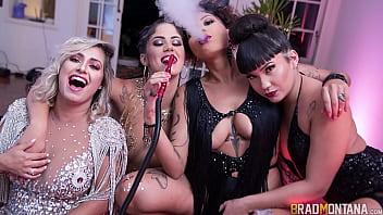 Live Baile do Brad com Elisa Sanches, Luna Oliveira, Shayenne Samara, Lina Nakamura, Pamela Santos, Victoria Dias, Ana Júlia, Marsha Love, Mia Linz, Giovanna Bombom