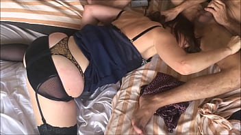 Sexy O2, T&A  662 (03) - I Swallowed, I Am in a Trance in my very Vulgar too Tight Thong, Because I Am Even More Slut than my Mother!