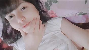 Virgin teen girl masturbating - Hana Lily 7 min