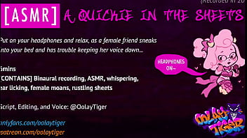 [ASMR] A Quickie in the Sheets   Erotic Audio Play by Oolay-Tiger