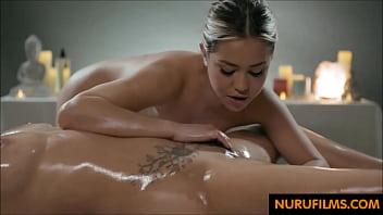 erotic massage lesbian sex