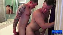 BREEDMERAW Brian Bonds Barebacked By Hung Tattooed Stud
