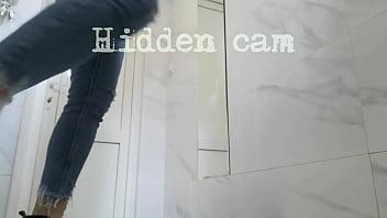 Hidden cam Toilet. Piss, Anus