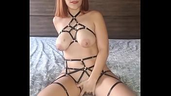 Sub Slut Cums for Daddy