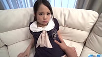 Risa Oomomo goes the extra mile for her master 12 min