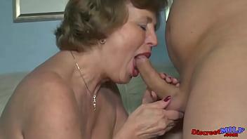 Nymphomaniac granny needs to be fucked every day