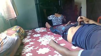 Dick flash on real indian maid 6 min