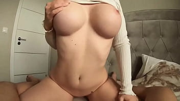 Anal adventure for a young bitch ! Fit girl rides boyfriend's cock like a champ.