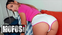 Kinky (Angelica Cruz) Has Her Ass Pounded By Her Step Fathers Big Cock - Mofos