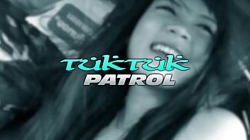 Beautiful XXX model Fernie Thai fucked by horny stud at Tuk Tuk Patrol