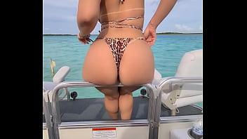 En el caribe mexicano.... Bolivianamimi.tv