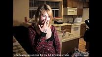horny college girl lets camera guy fuck her on spring break