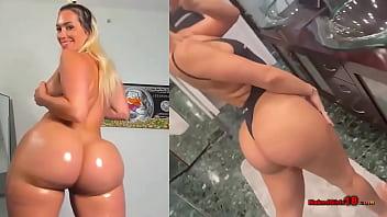 Video Compilation of Big Ass Pornstars and Amateur Girls Part 4