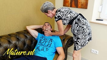 Experienced Mom Wasn't Satisfied With Her Husbands Dick Anymore