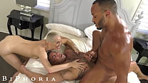 Man Shares His Wife & His Cock With Dumped Buddy - BiPhoria 11 min