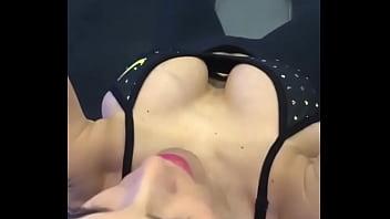 Coty Alvarez en el gym
