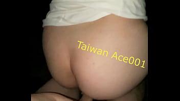 台灣 自拍 taiwan, 朋友說想去看看夜景, 就帶她去山上看個摩天輪好了 Ace001 92 sec