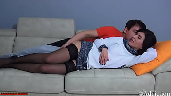stepson and stepmother on the couch 15 min