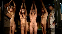 The slave trader series. Part 4. Slaves are on sale. 72 min
