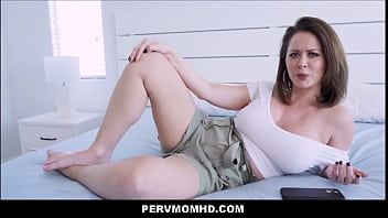 Big Tits MILF Step Mom Emily Addison Fucked To Orgasm By Step Son POV