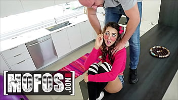 (Lilly Adams) Is About To Find Out How Much Of (Jmacs) Cock She Can Handle - Mofos