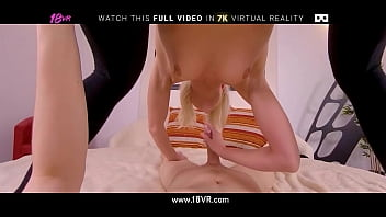 Babes In Stockings VR Porn Compilation 19 min