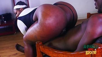 big ass bbw seduces and fucks her step bro