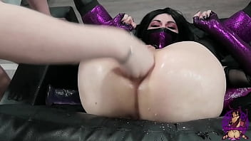FISTALITY - Mortal CUMButt - Mileena's Asshole was totally FINISHED 3 min