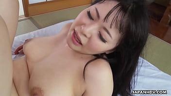 Japanese plumper, Satomi Nagase got banged, uncensored