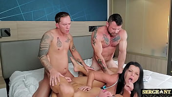 Brother wife swap with creampie 2 min