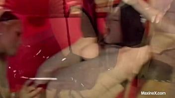 Butt Banging Lesbians Maxine X And Janessa Jordan Fuck Those Asses!