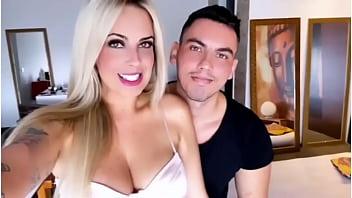 Gravamos nossa primeira cena de sexo explícito! Nosso site www.soyjoy.sambaplay.tv/ 26 sec