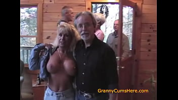 5 Swinger Grannies, Their Husbands and a Video Camera