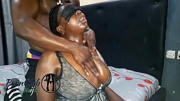 (Short Video) Intense Sensual Nigerian Massage and Raw Fuck.