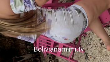 Passando por Valladolid  el guia me metio a un lugar vacio   Quieres ver completo? Entra en bolivianamimi.tv