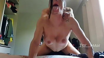 ISE MAH,  giving her milk in the mouth (more on onlyfans Ise mah)