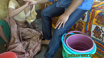 sir fuck me I am only selling buckets | hindi dirty talks | INDIAN XXX REALITY