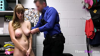 Curvy Whore Caught Stealing And Blackmailed- Angel Youngs 8 min