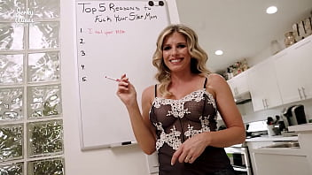 Cory Chase in 5 Reasons to Fuck Your Hot Step Mom