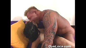 hot latina named Adrianna Faust gets her sweet wet lovehole fucked hard