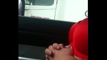 aussiefox teasing truckers