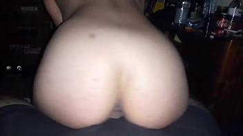 my girl riding my cock pov 2 min