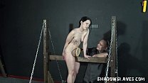 Teen amateur bdsm and extreme pussy to tears of kinky Kami in pain