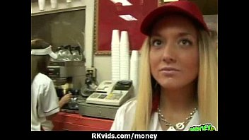 Sexy wild chick gets paid to fuck 23