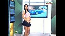 Goluri si Goale ep 9 Miki si Roxana (Romania naked news) 21 min