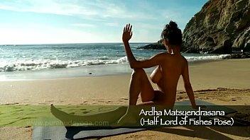 Nude Yoga - Ocean Goddess Trailer