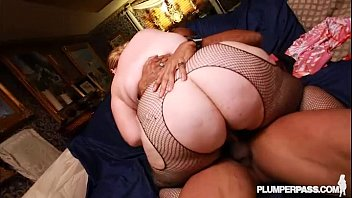 Busty White BBW Sashaa Fucked by Big Black Cock