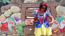 Twerking at Disney World 'Princess gone wild' starring Caramel Kitten