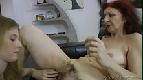 Angel Hott and Rocco Siffredi get dirty with oldie 4 min