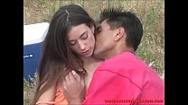 Young Slut Jackie Ashe Sucking her Man's Cock